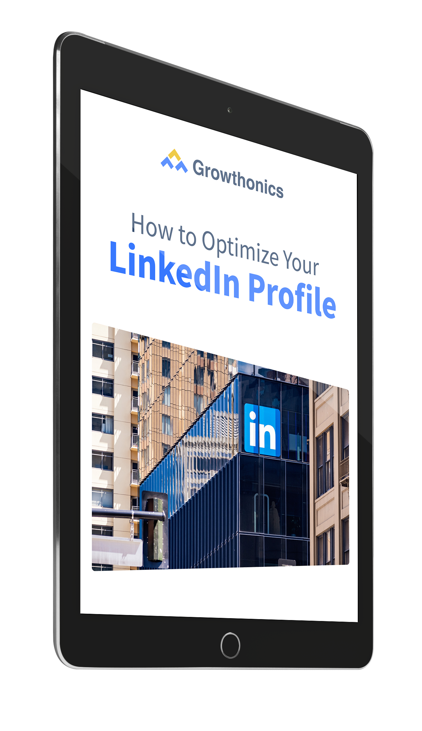 Ebook_How to Optimize Your LinkedIn Profile