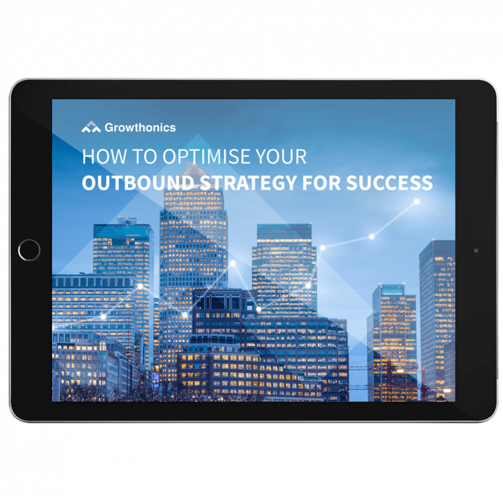 How to optimise your outbound strategy