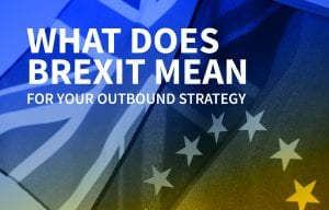 Brexit and your outbound strategy